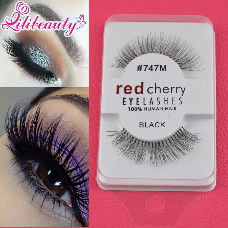 Free Sample 100% Human Hair Eyelash