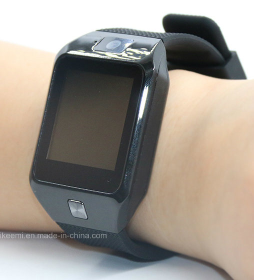 Fashionable Smart Promotion Gift Watch with Bluetooth (Dz09S)