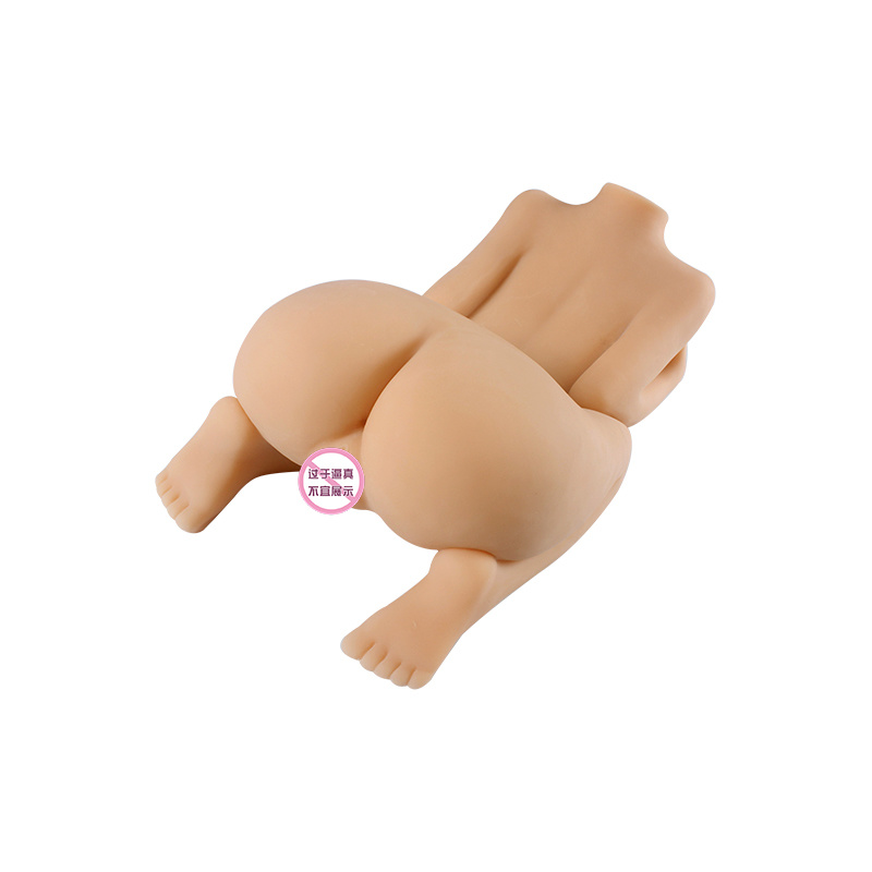 Latest Full Solid Size Lifelike Real Sex Doll for Man with Big Fat Ass