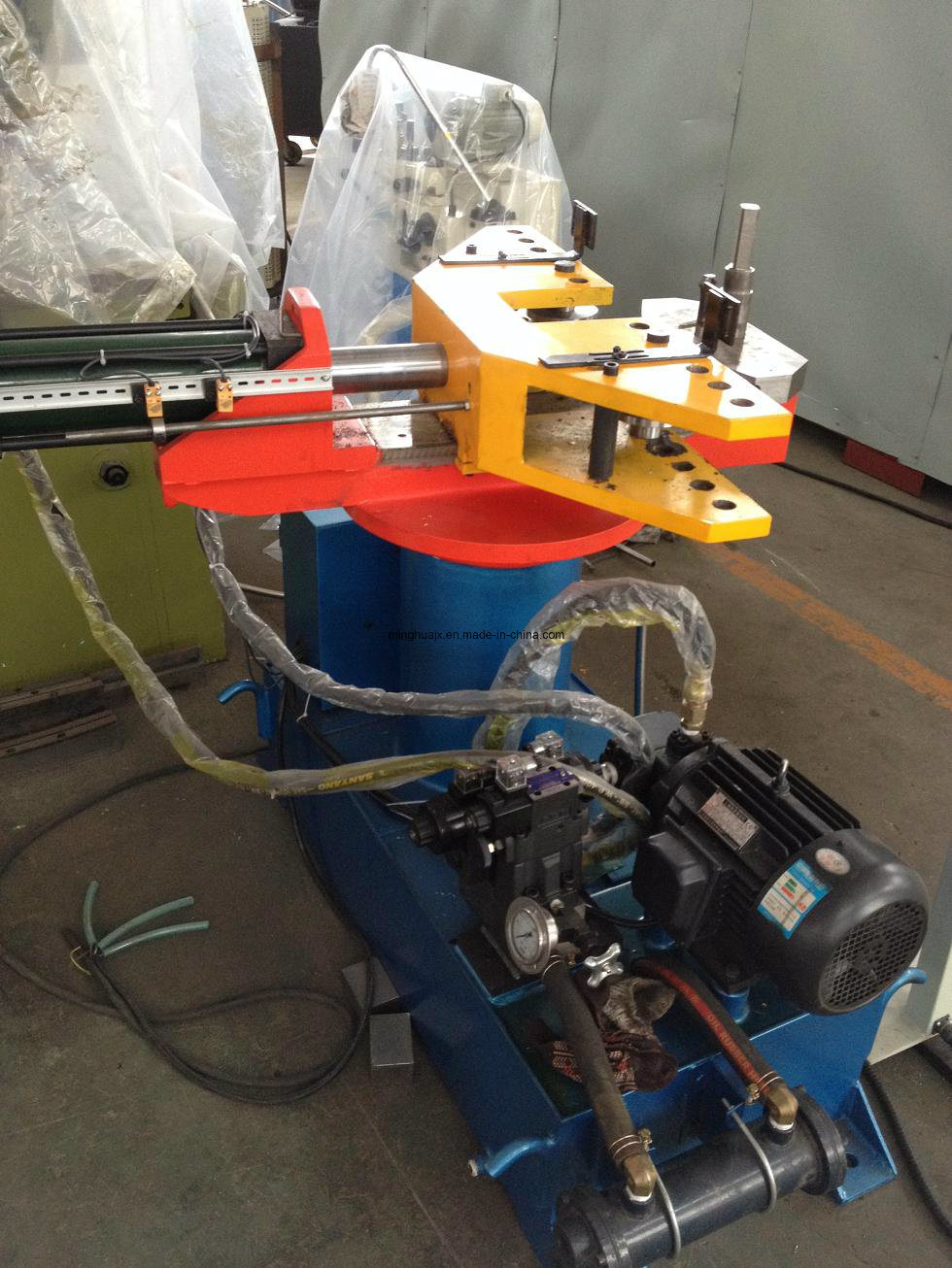 Factory Tube Press Bending Machine (YW40)