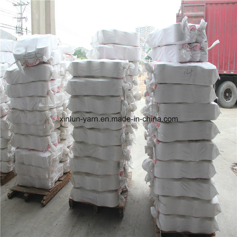 Ne 30/1, 32/1, 40/1 Super Quality Polyester Spun Yarn
