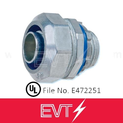 Zinc Liquid Tight Conduit Connector Straight Type