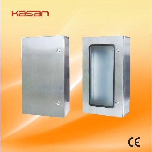 Plexiglass Door + Inner Door Stainless Steel Distribution Box (IP66)