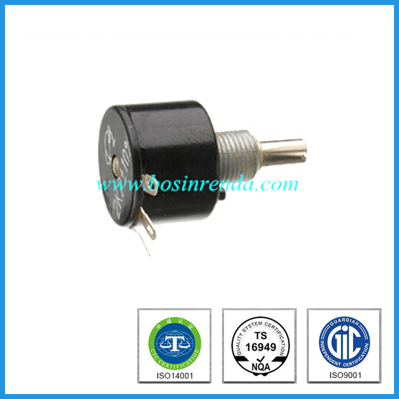Mutiturn Wirewound Rotary Precision B104 Bourns Potentiometers 4.7k 5k 10k