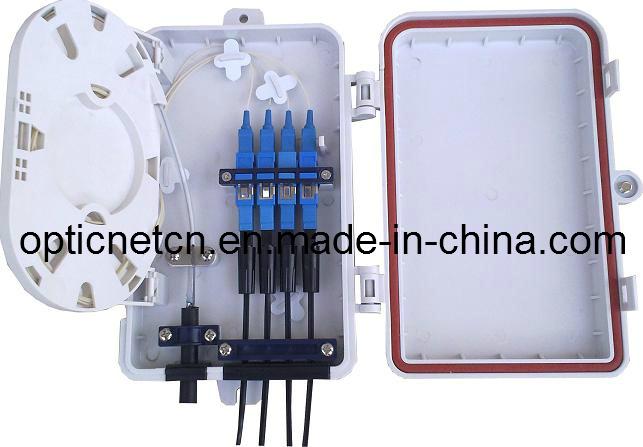 Outdoor Optical Fiber Termination Box (GP-ZR)