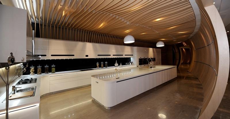 Professional Modern Kitchen Cabinet Designs