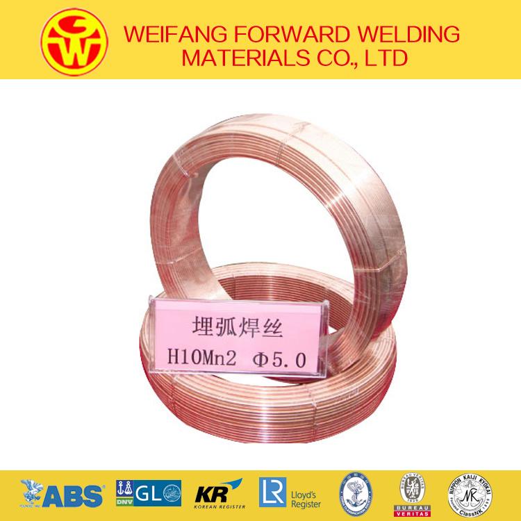 Aws A5.17 Em12 Submerged Arc Welding Wire