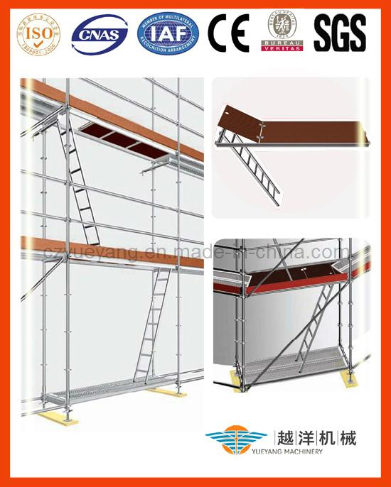 Scaffolding Aluminium Work Platform in Light Weight