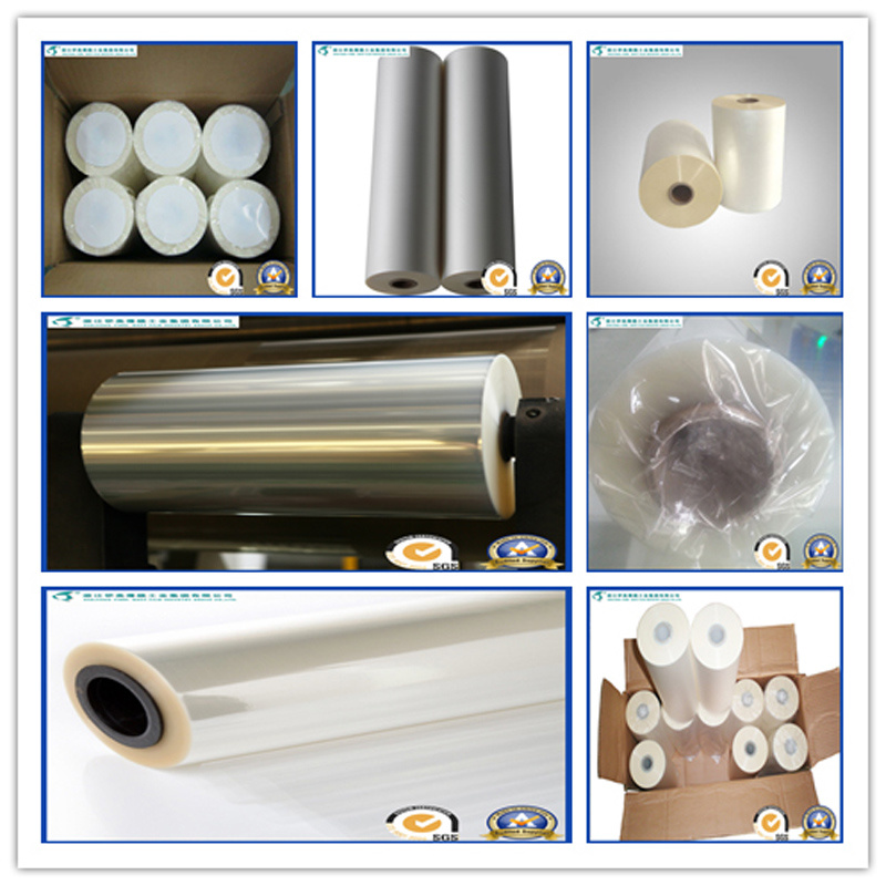 Two Sides Heat Sealable BOPP Film