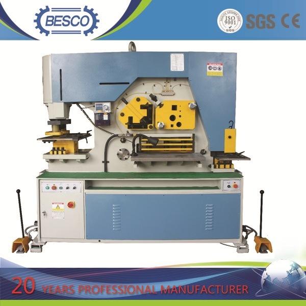 Hydrauic Ironworker Machine