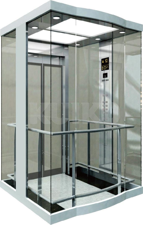 Panoramic Elevator Car Mirror Sts (KJX-G107)