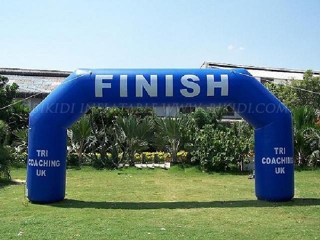 Triathlon Archway, Finish Line Arches, Air Tight Design Arch (K4018)