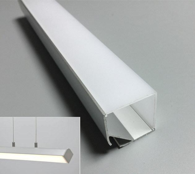 V Shape Aluminum LED Suspended Profile & Pendant Light