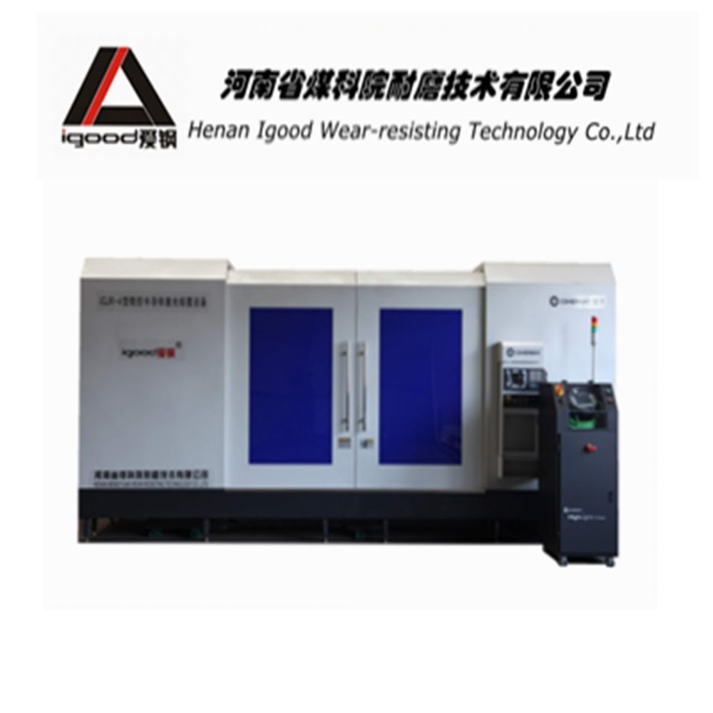 Laser Cladding Equipment for Axial Parts