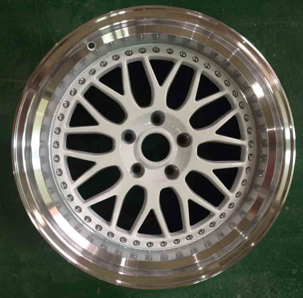 BBS Advan Hre Oz Alloy Wheel (SR01)