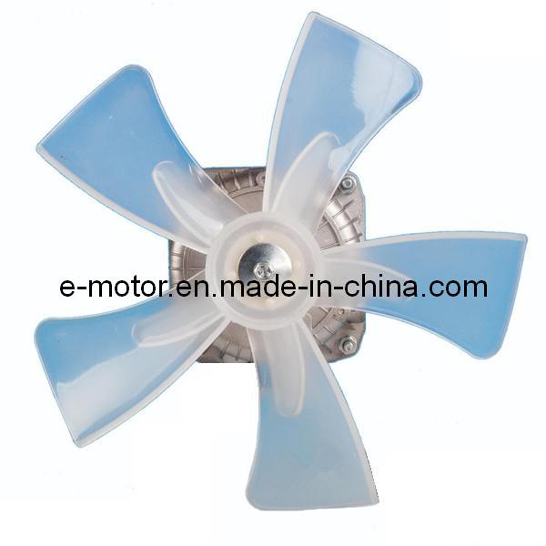 Plastic Fan Blade with Motor