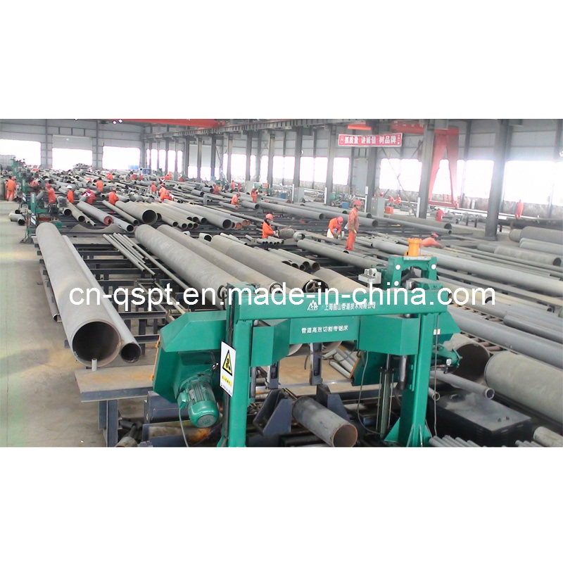 Pipe Spool Fabrication Production Line; Piping Spool Fabrication Production Line (FIXED TYPE)