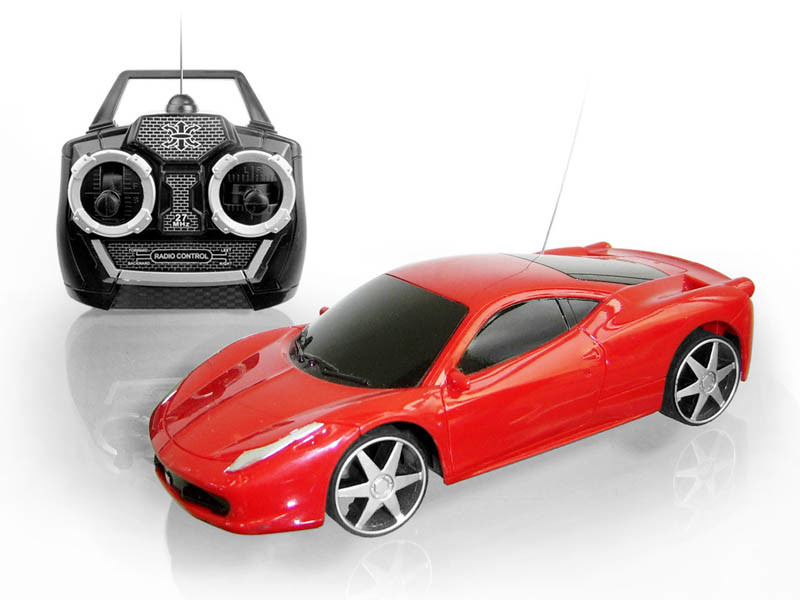 China 1: 28 Remote Control Car Ferrari (266-07) - China ...