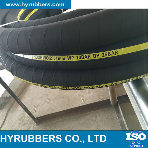 Wear-Resistant Sand Blasting Rubber Hose in Low Price, Sand Blast Hose