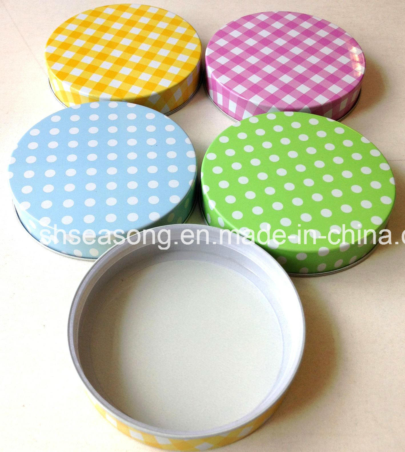 Metal Cap / Printing Tin Cap / Bottle Cover (SS4502)