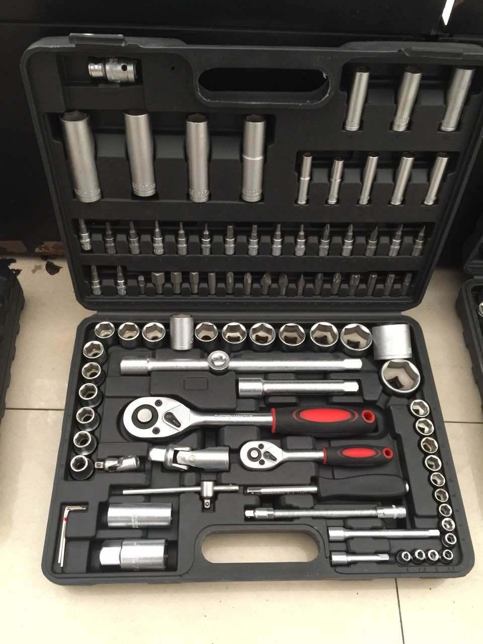 94PCS Chrome Vanidium Steel Socket Tools Set