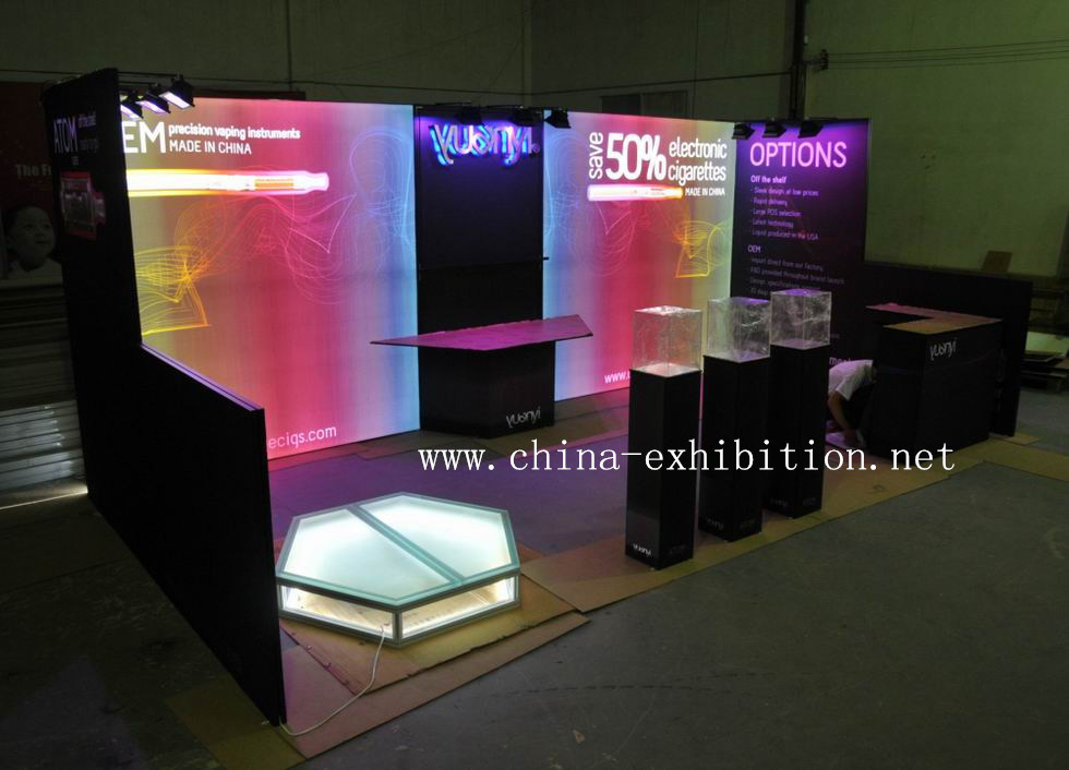 Customized Trade Show Exhibition Stand
