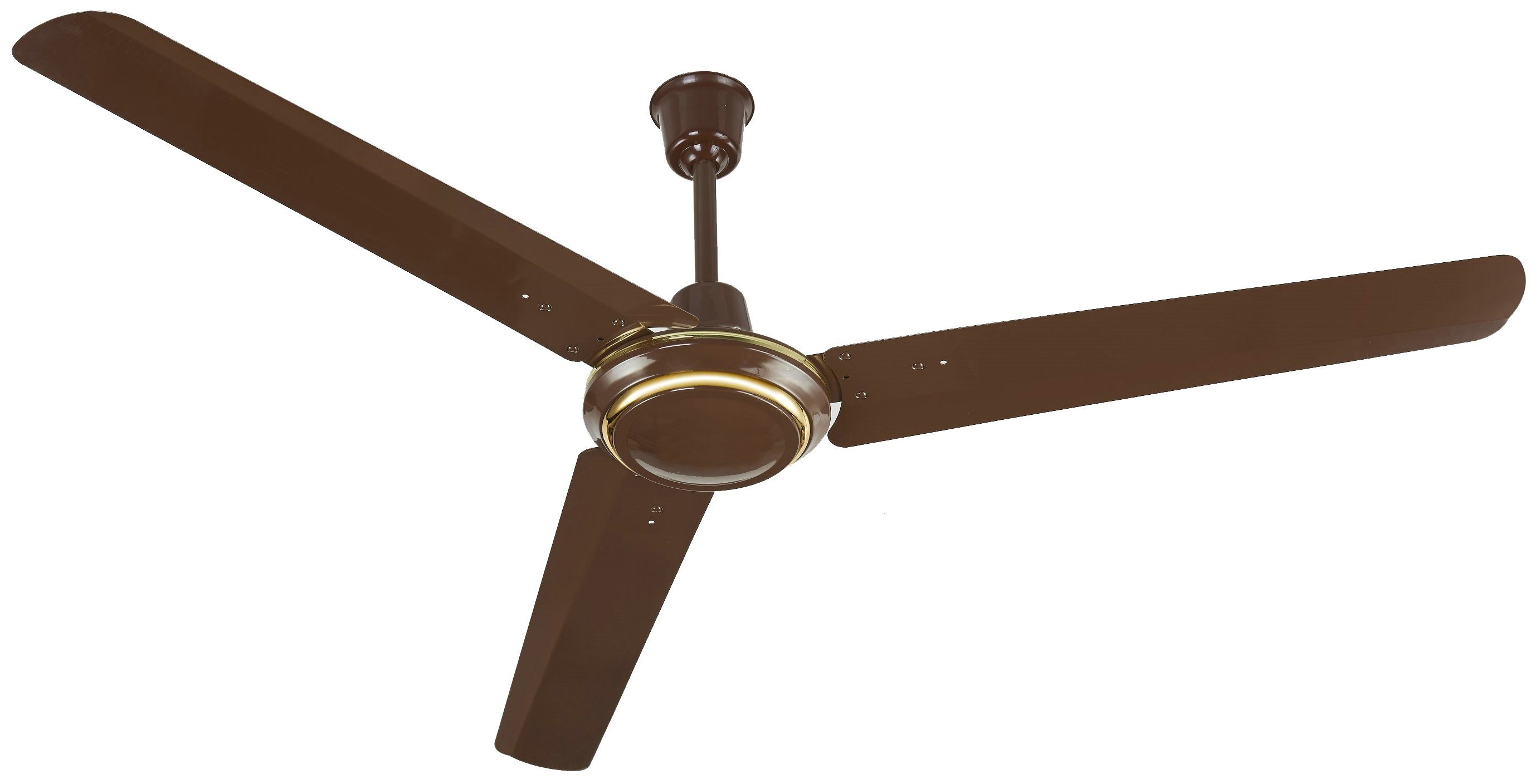 "56"" Solar Panel and Battery Powered 12V DC Ceiling Fan"