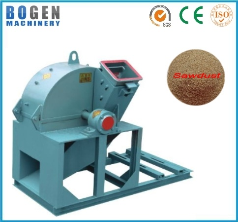 2017 Hot Sell Best Price High Capacity Wood Crushing Machine