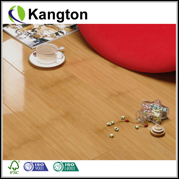 Carbonized Vertical/Horizontal Strand Woven Bamboo Flooring (bamboo flooring)