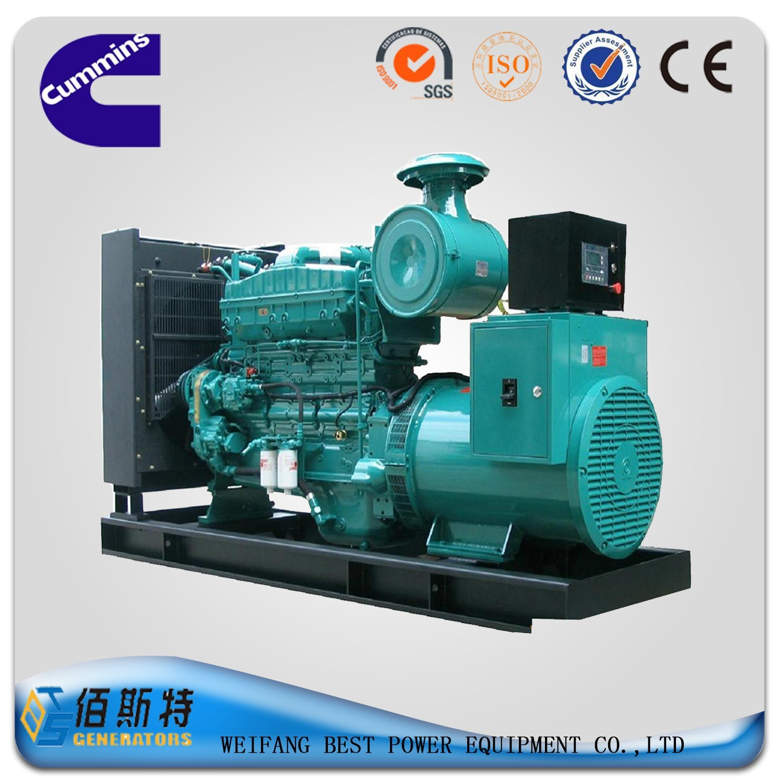 China 1000kw Soundproof Diesel Genset Silent Diesel Generator Set