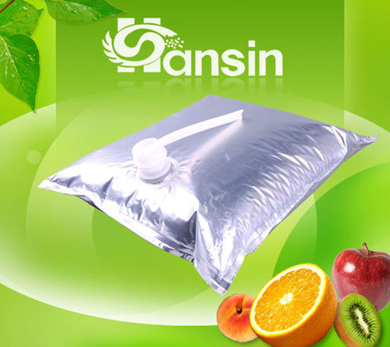 Aseptic Bag for Package Fruit Juice and Concentrate
