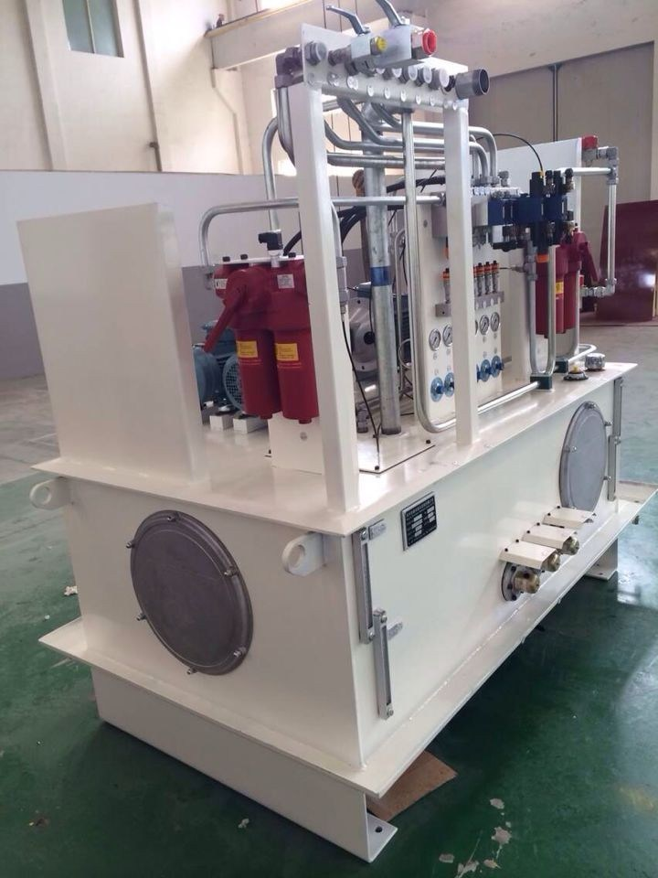 Custom-Made Hydraulic Power Unit (Hydraulic Power Pack) for Heavy Industry
