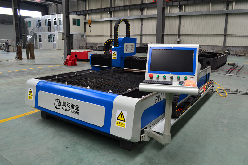 500W-1000W Fiber Laser Cutting Machine
