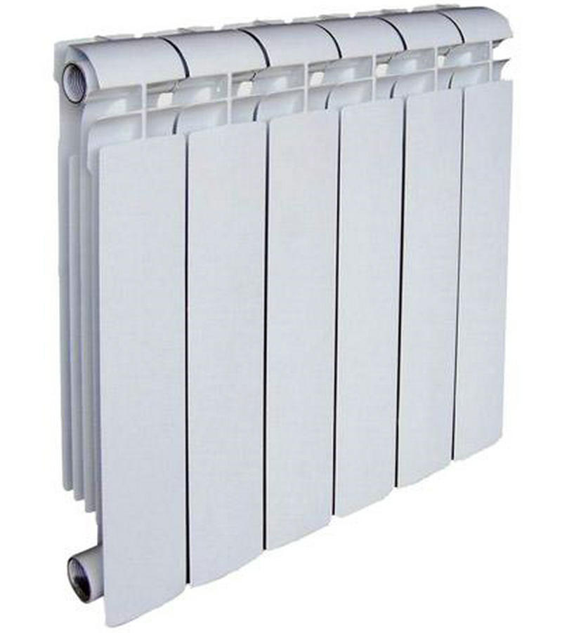 Good Pressured Water Heater Aluminum Radiator