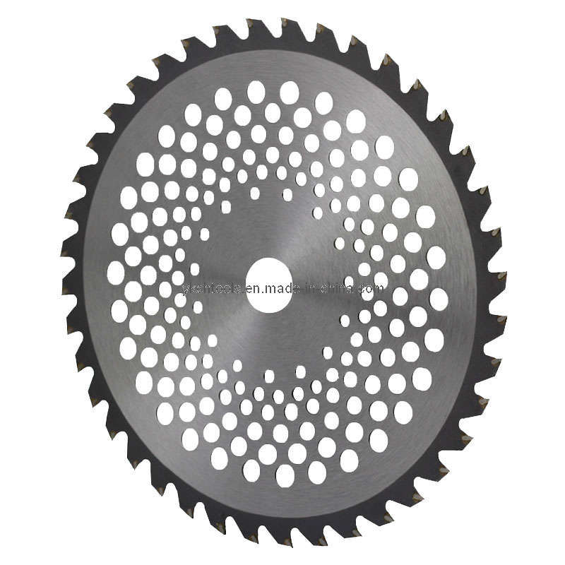 T. C. T Alloy Cutting Grass Saw Blade