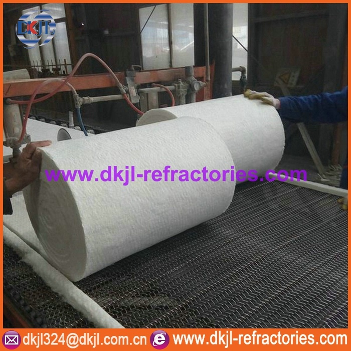 Furnace Wall Insulation HP 1260 Ceramic Fiber Blanket