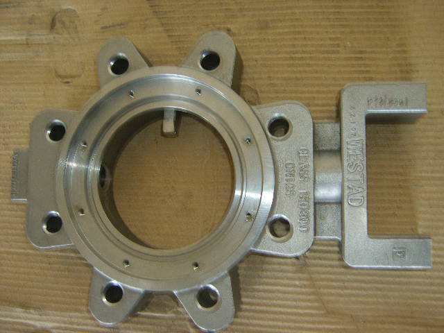 Valve Part for Stainless Steel Valve