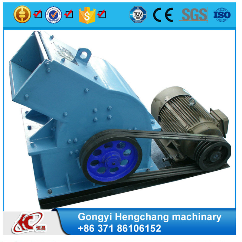 Construction Scrap Iron Ore Crushing Hammer Crusher