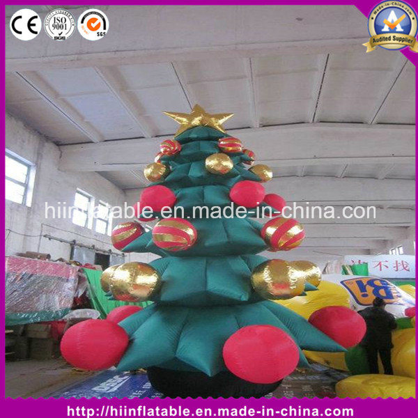 Hot Inflatable Christmas Tree for Christmas Holiday Decoration