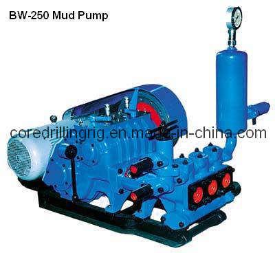 Triplex Piston Mud Pump (BW-250)