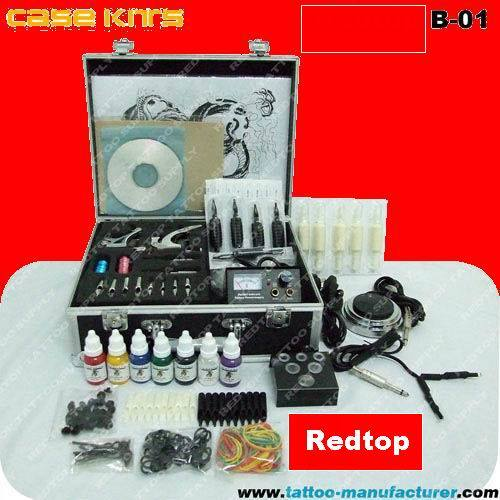 Tattoo Machine Kit (F-02)