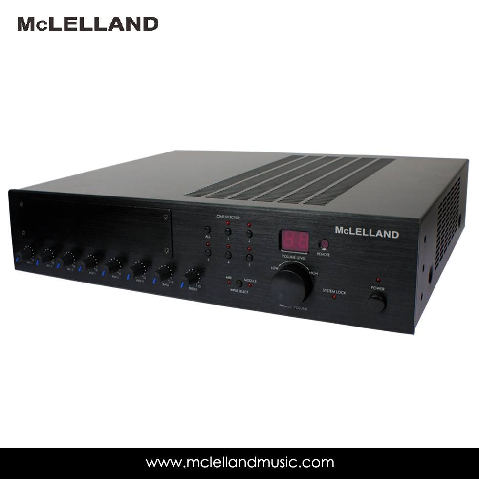 240W Public Address Mixing Amplifier (IMP-240W)