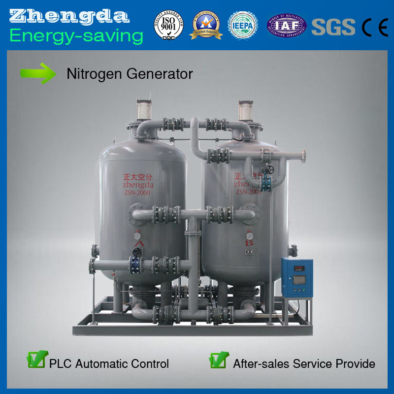 High Purity Psa Nitrogen Generation Plant for Food Preservation