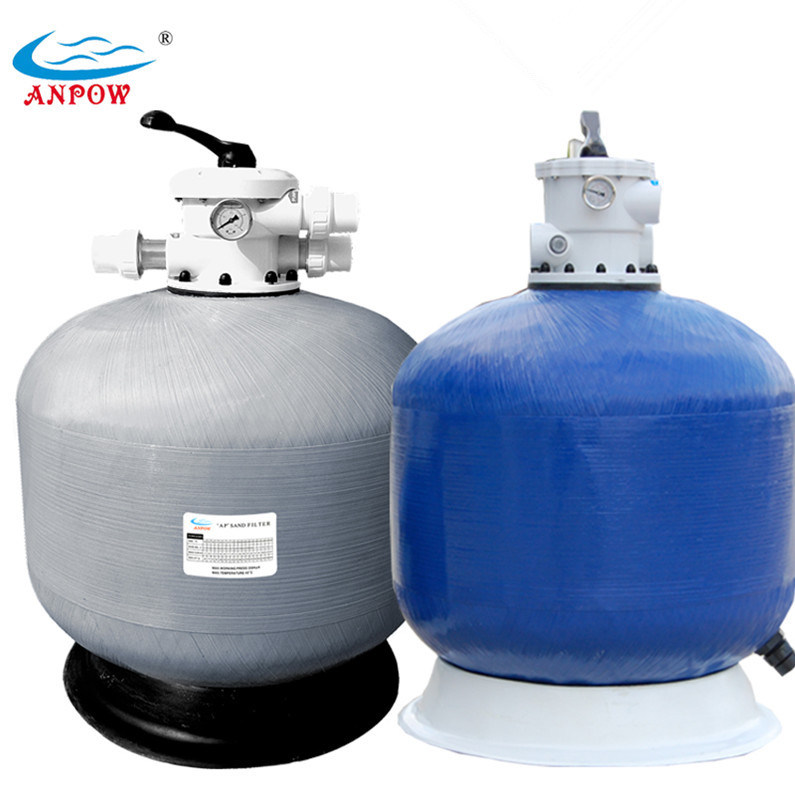 how to change sand in waterco pool filter