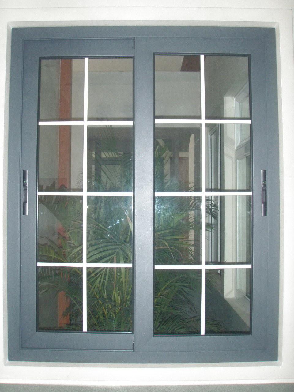 Aluminium Sliding Windows : China aluminium sliding window jn series