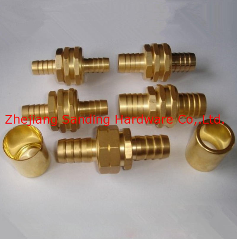 Brass Hydraulic Hose Fittings/Brass Pipe Fittings