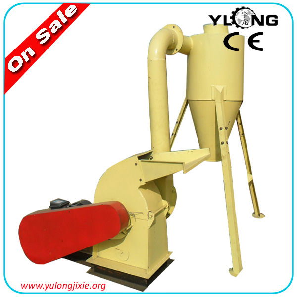 Sg40 Wood Hammer Mill (CE SGS)