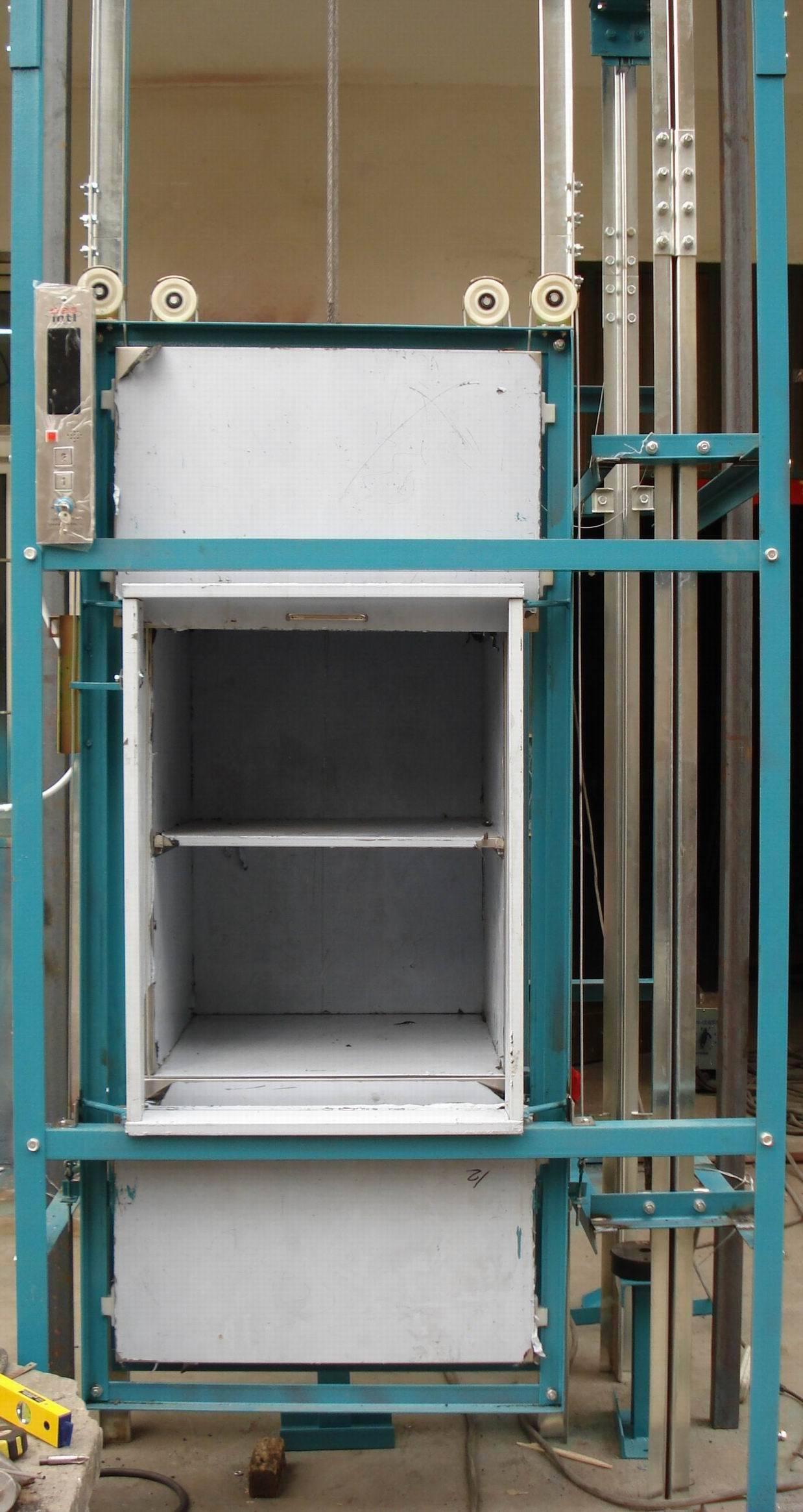 China dumbwaiter tzj 0 4 asw china elevator escalator for Dumbwaiter plans