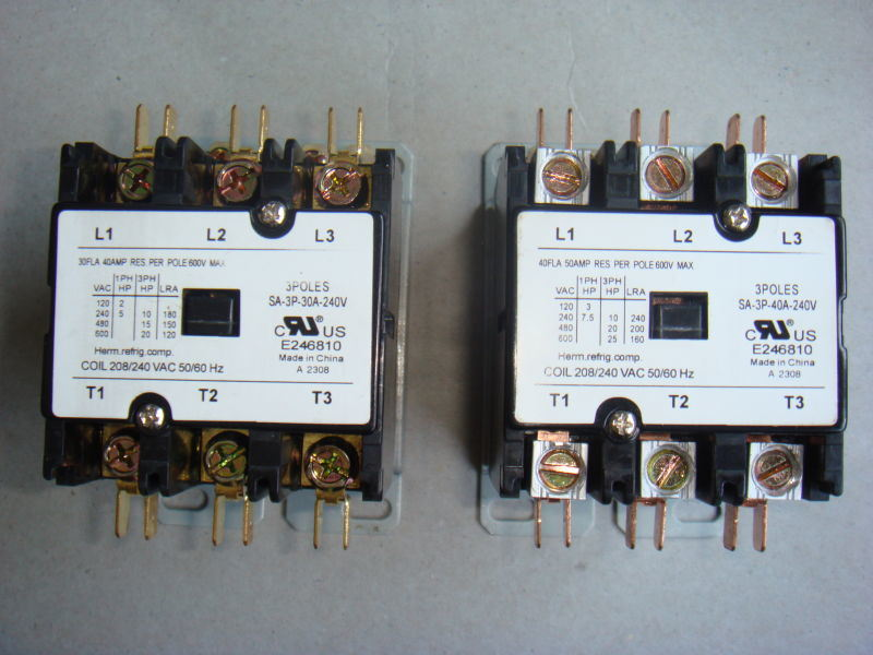 Definite Purpose AC Contactor for The Air Conditioner Called Dp Contactor (CJX9)