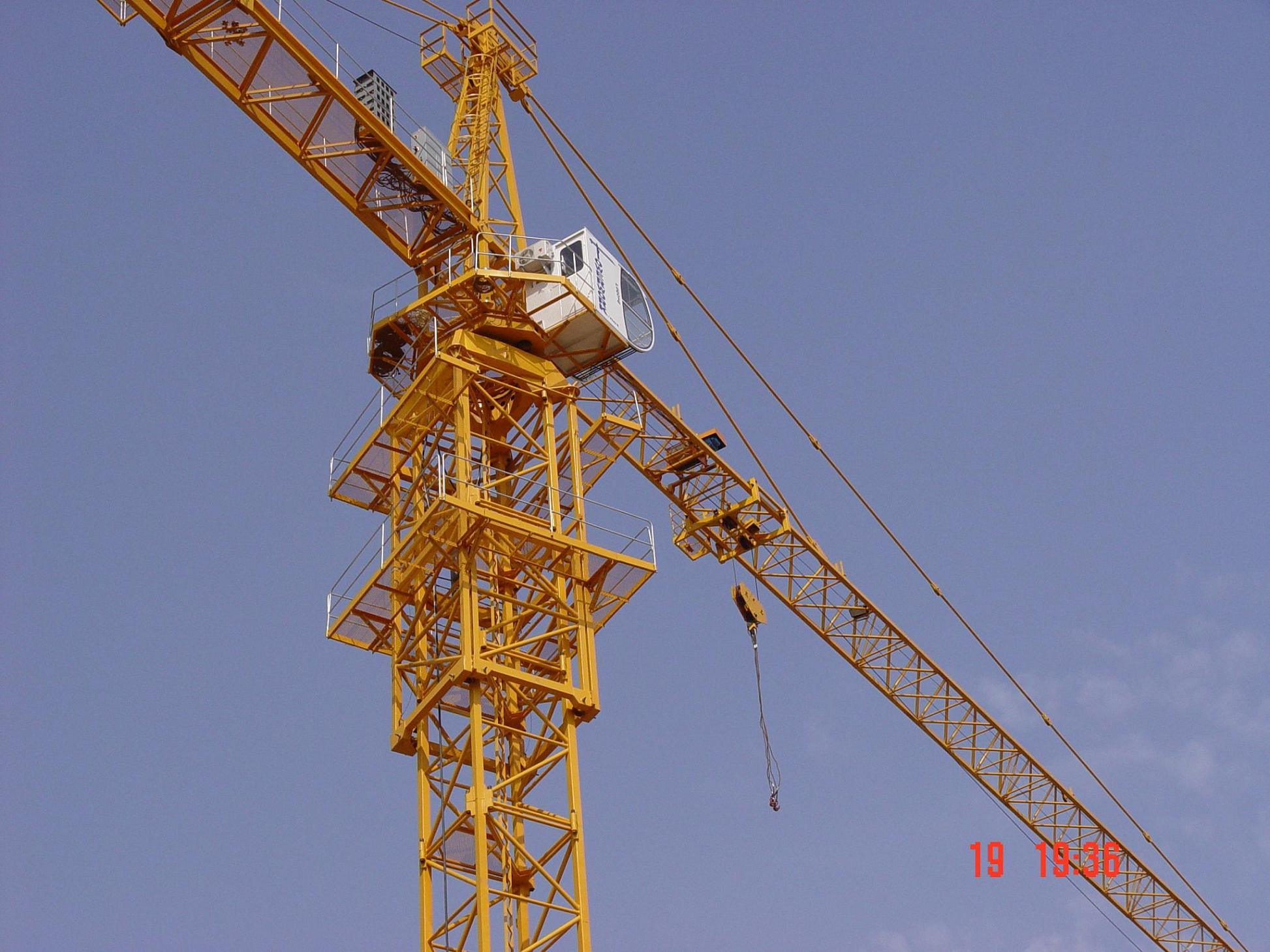 Tower Crane Productivity : China tower crane fs construction machinery